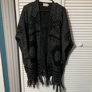 Sweater Cover up cardigan Size XL